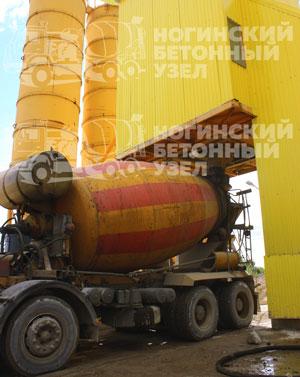 Купить бетон в ногинском районе цена объем гравия в 1 м3 бетона